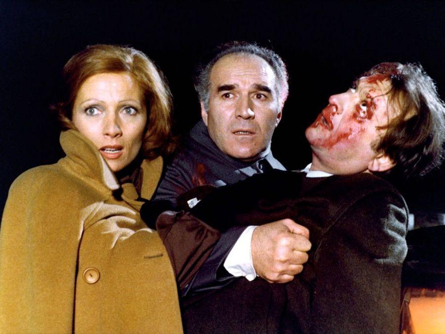 Michel Piccoli dans «Les Noces rouges» de Claude Chabrol en 1972