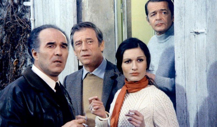 Michel Piccoli dans «Vincent, François, Paul... et les autres» de Claude Sautet en 1974