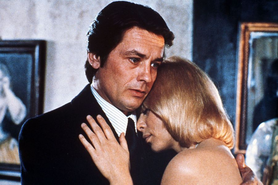 """1974: """"Les Seins de glace""""deGeorges Lautner"""