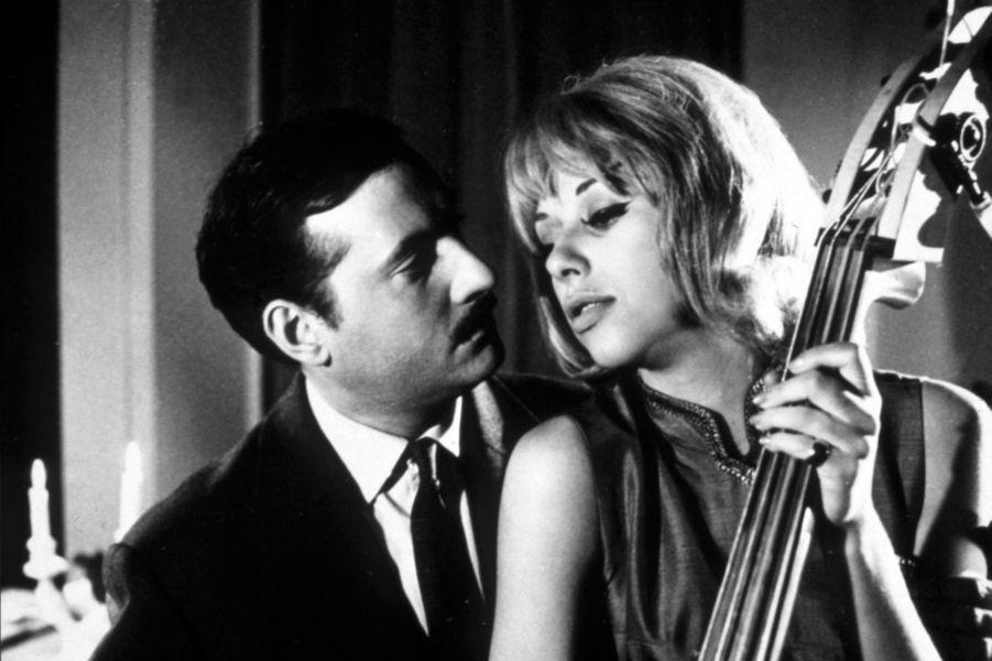 """1963: """"Des pissenlits par la racine""""deGeorges Lautner"""