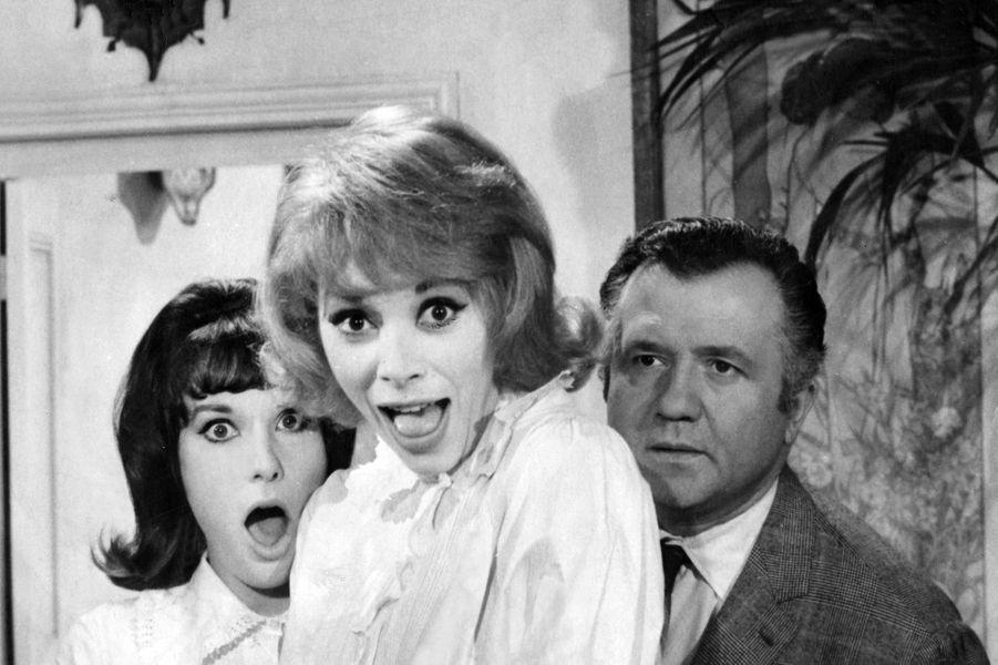 """1965: """"Les Bons Vivants""""(Un Grand Seigneur) deGilles GrangieretGeorges Lautner"""