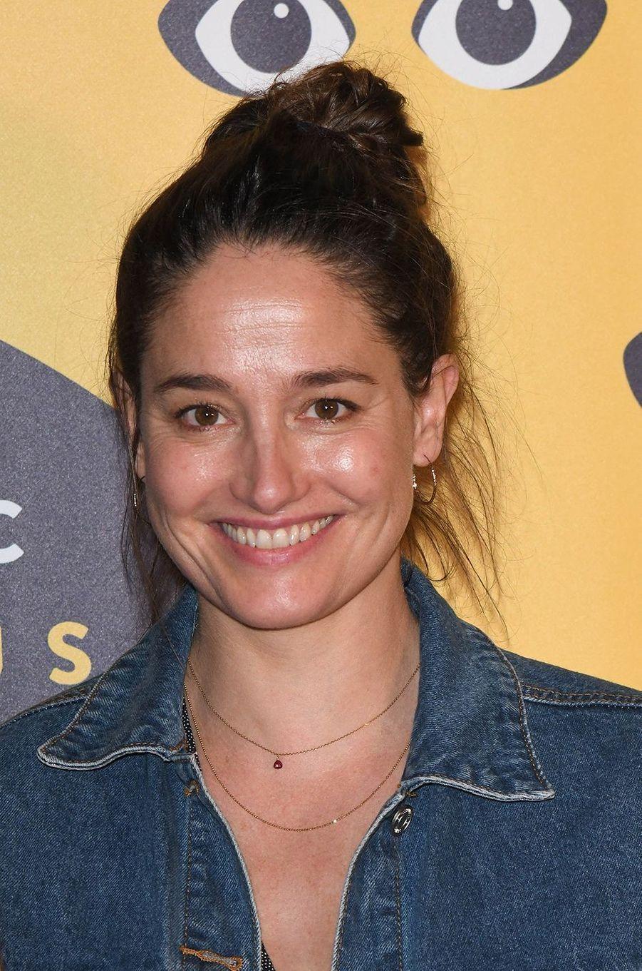 Marie Gillainpour la présentation du film «Mystère» lors de la 16e édition de Mon Premier Festival au Forum des Images à Paris le 21 octobre 2020