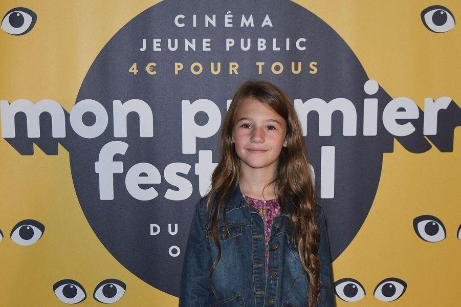 Shanna Keilpour la présentation du film «Mystère» lors de la 16e édition de Mon Premier Festival au Forum des Images à Paris le 21 octobre 2020