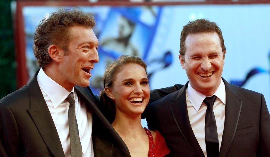 Natalie, Vincent et Darren