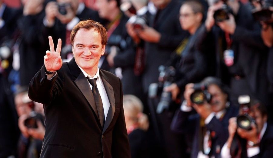 Quentin Tarantino, le président du jury