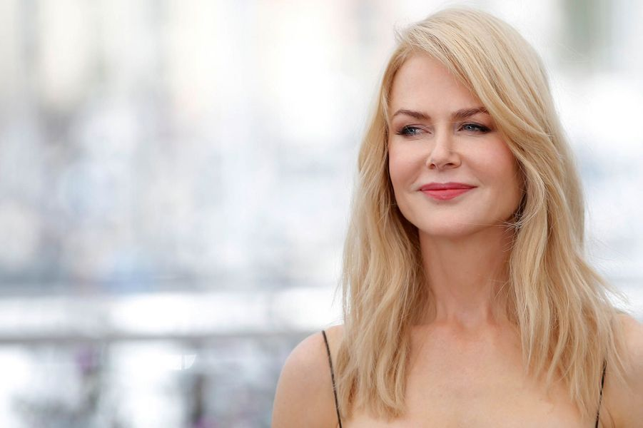 """Nicole Kidman ensorcèle la Croisette pour """"Mise à mort du cerf sacré"""""""
