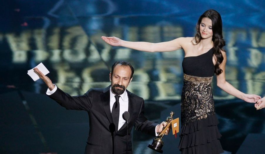 Asghar Farhadi, meilleur film étranger pour Une séparation