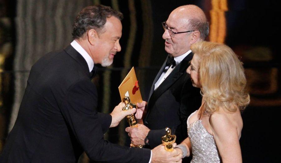 Dante Ferretti et Francesca Lo Schiavo, Oscar du meilleur décor (Hugo)