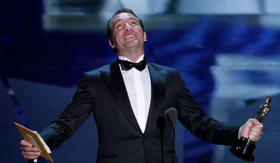 Jean Dujardin, meilleur acteur