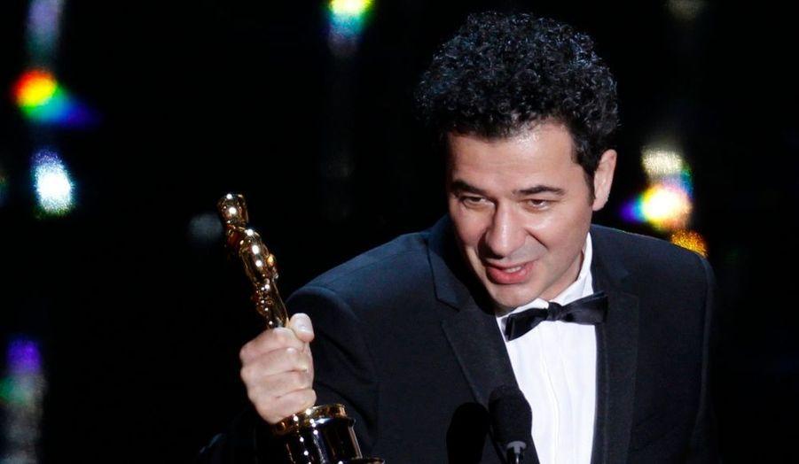 Ludovic Bource, Oscar du meilleur compositeur