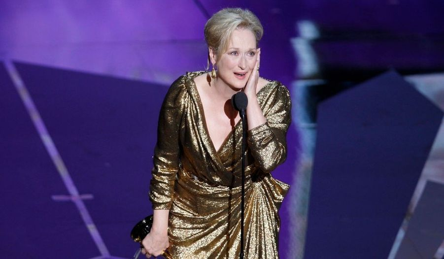 Meryl Streep, meilleure actrice