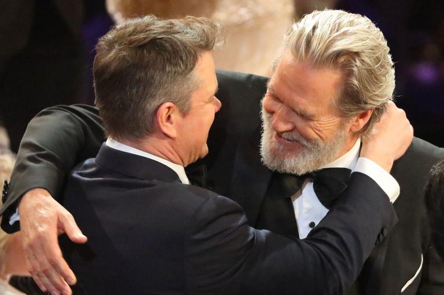 Matt Damon et Jeff Bridges