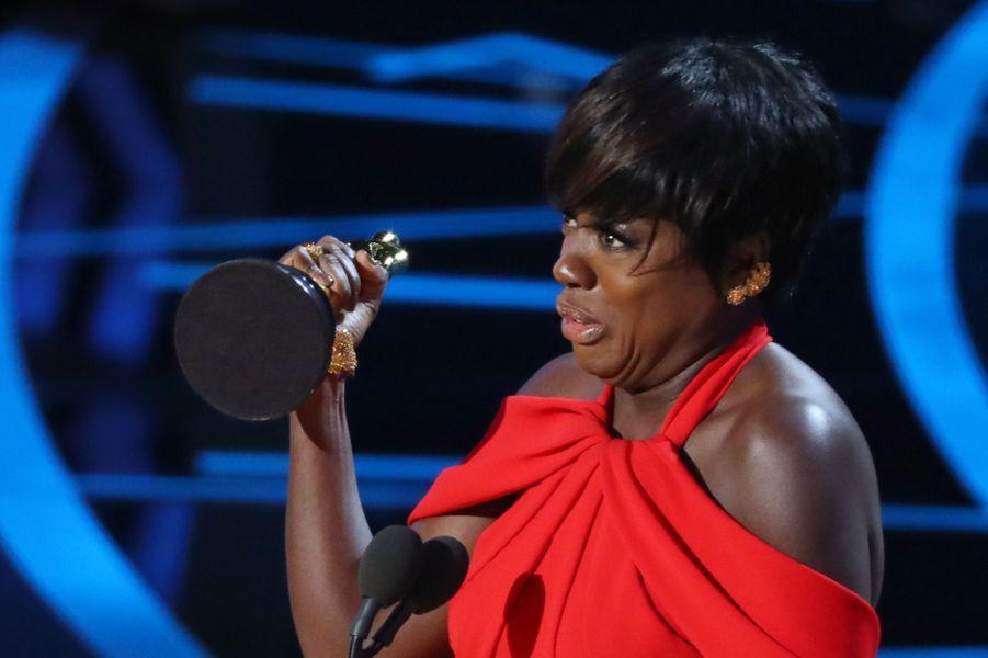 Viola Davis, Oscar du meilleur second rôle féminin