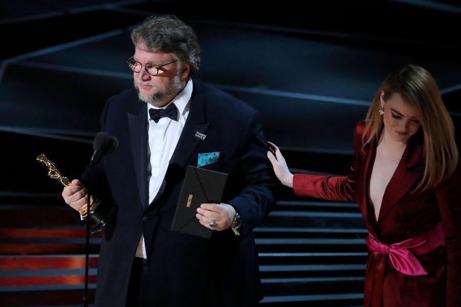 Guillermo del Toro, meilleur réalisateur