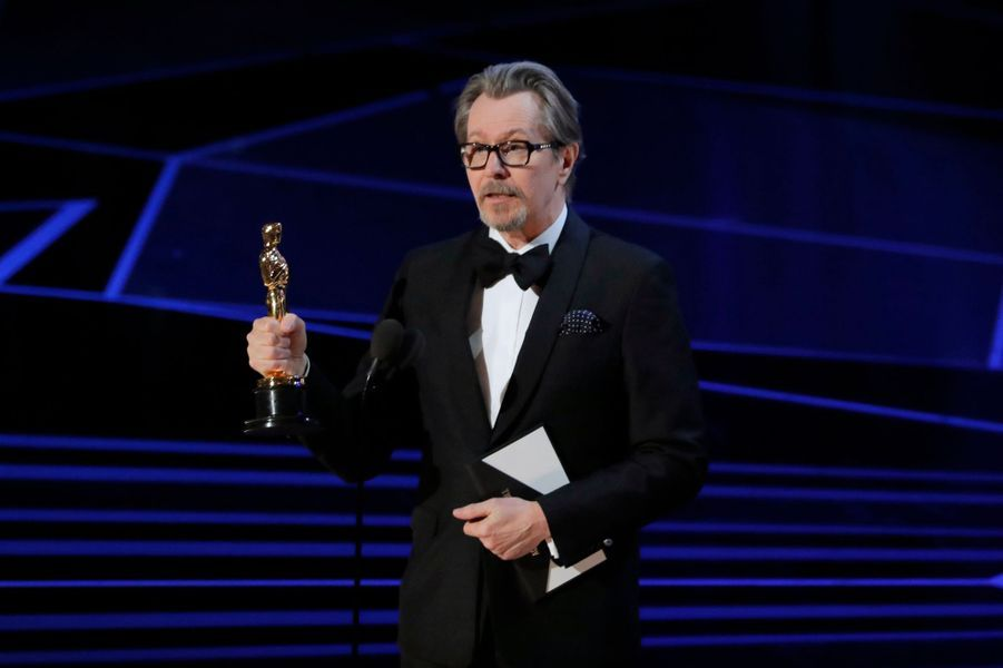 Gary Oldman, meilleur acteur