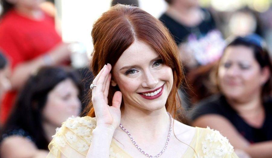 La fille du célèbre réalisateur Ron Howard, Bryce Dallas Howard, qui interprète Victoria dans Twilight.