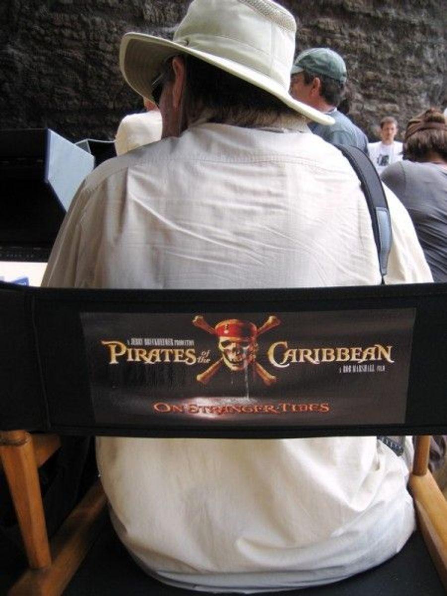 Pirates des Caraïbes : La Fontaine de Jouvence (3D)