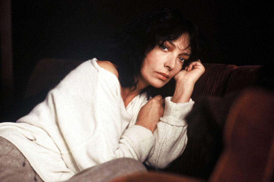 """1985 : Marie Laforêt sur le tournage de """"Tangos"""""""