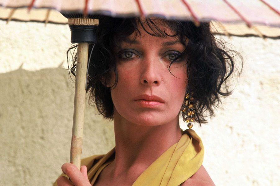Marie Laforet en juillet 1984.