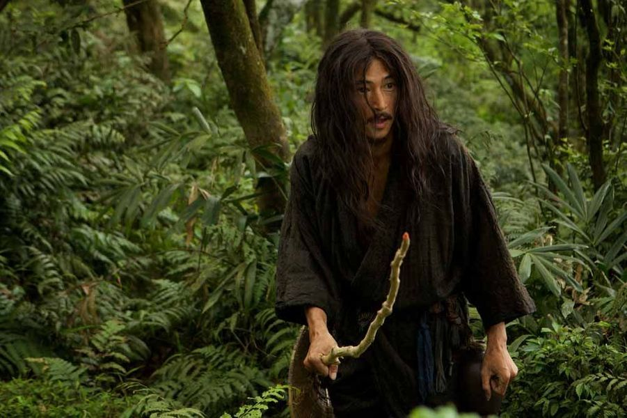 Yôsuke Kubozuka dans «Silence» de Martin Scorsese.