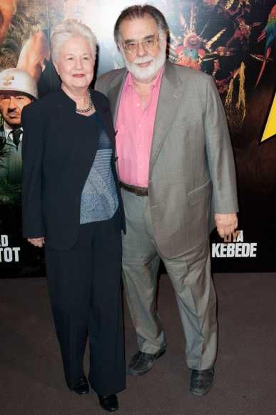 Francis et Eleanor Ford Coppola