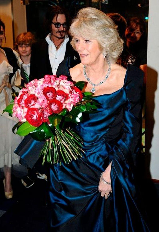 Camilla en fleur