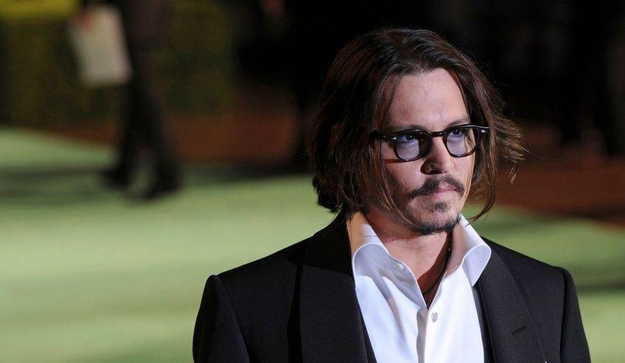 Johnny Depp, la grande classe du Chapelier Fou