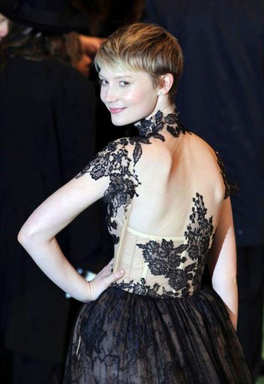 Mia Wasikowska, Alice new-look