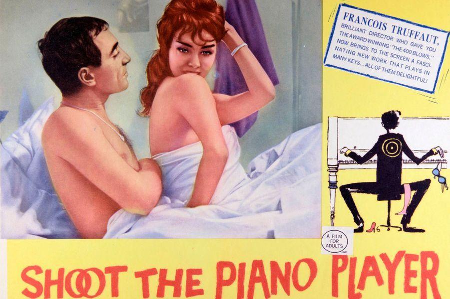 """1960 : """"Tirez sur le pianiste"""" de François Truffaut"""