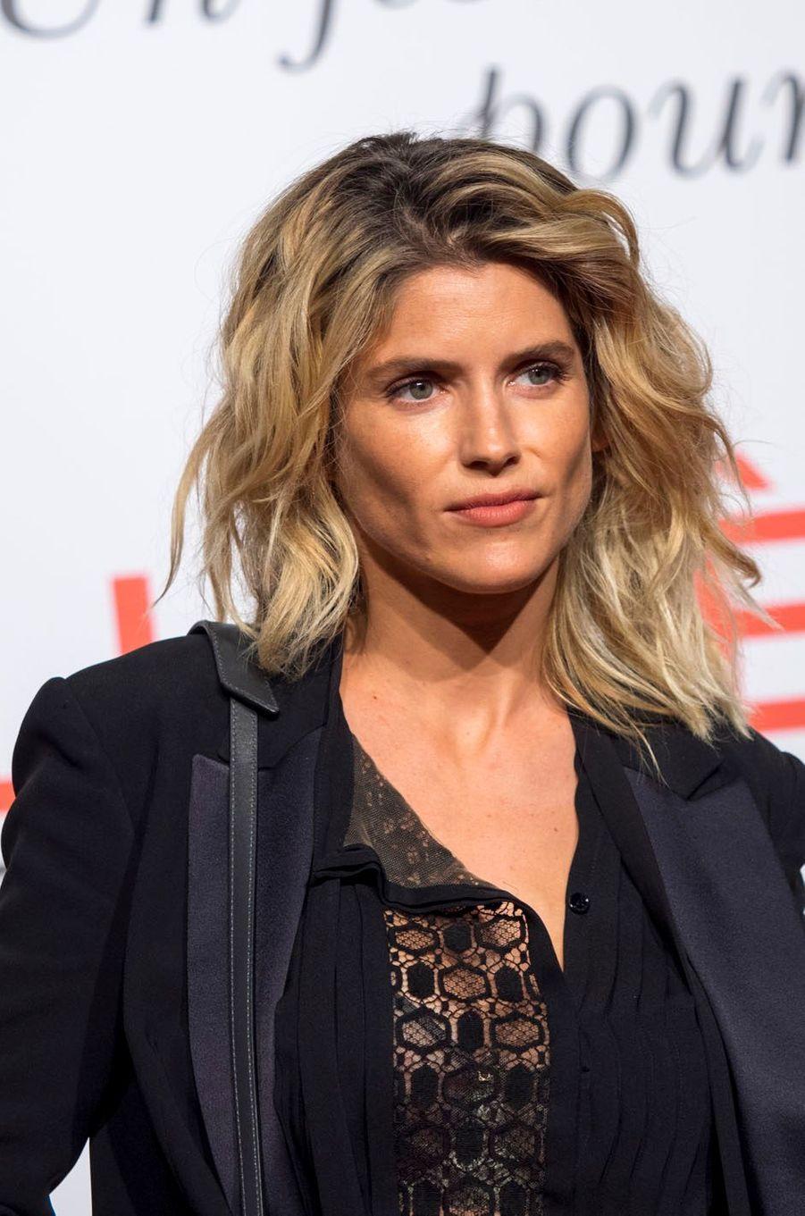 Alice Taglioni lors de l'ouverture du 8e Festival Lumière de Lyon.
