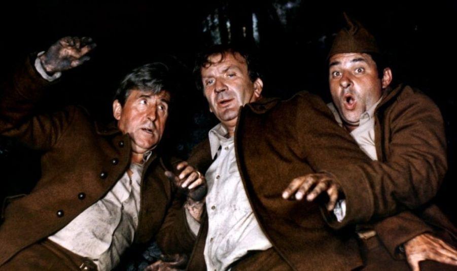 Le troisième et dernier volet du triptyque, avec un certain Gérard Jugnot dans les seconds rôles.