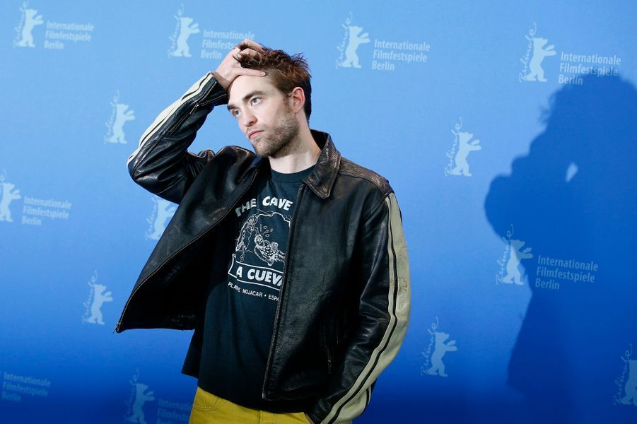 Robert Pattinson lors du Festival de Berlin 2018.