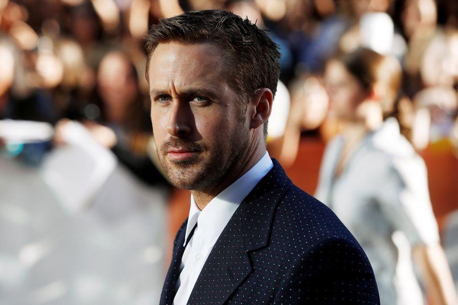 """Ryan Gosling pour """"La La Land""""."""