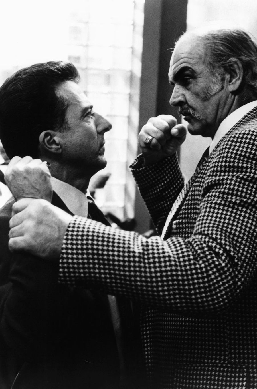 1989 : Sean Connery dans «Family business» de Sidney Lumet avec Dustin Hoffman