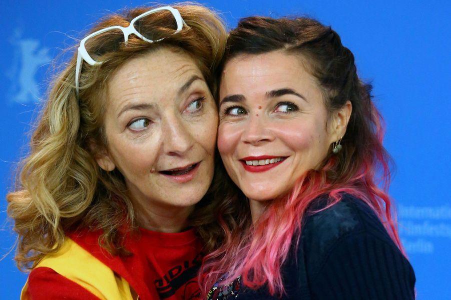 Corinne Masiero et Blanche Gardin
