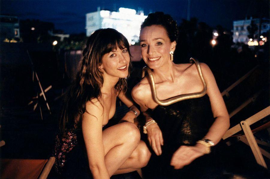 Sophie Marceau : ces plus belles apparitions à Cannes.