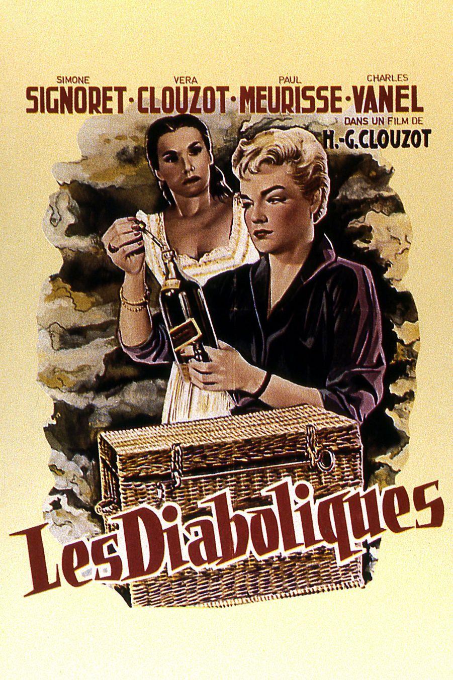 11. «Les Diaboliques» de Henri-Georges Clouzot