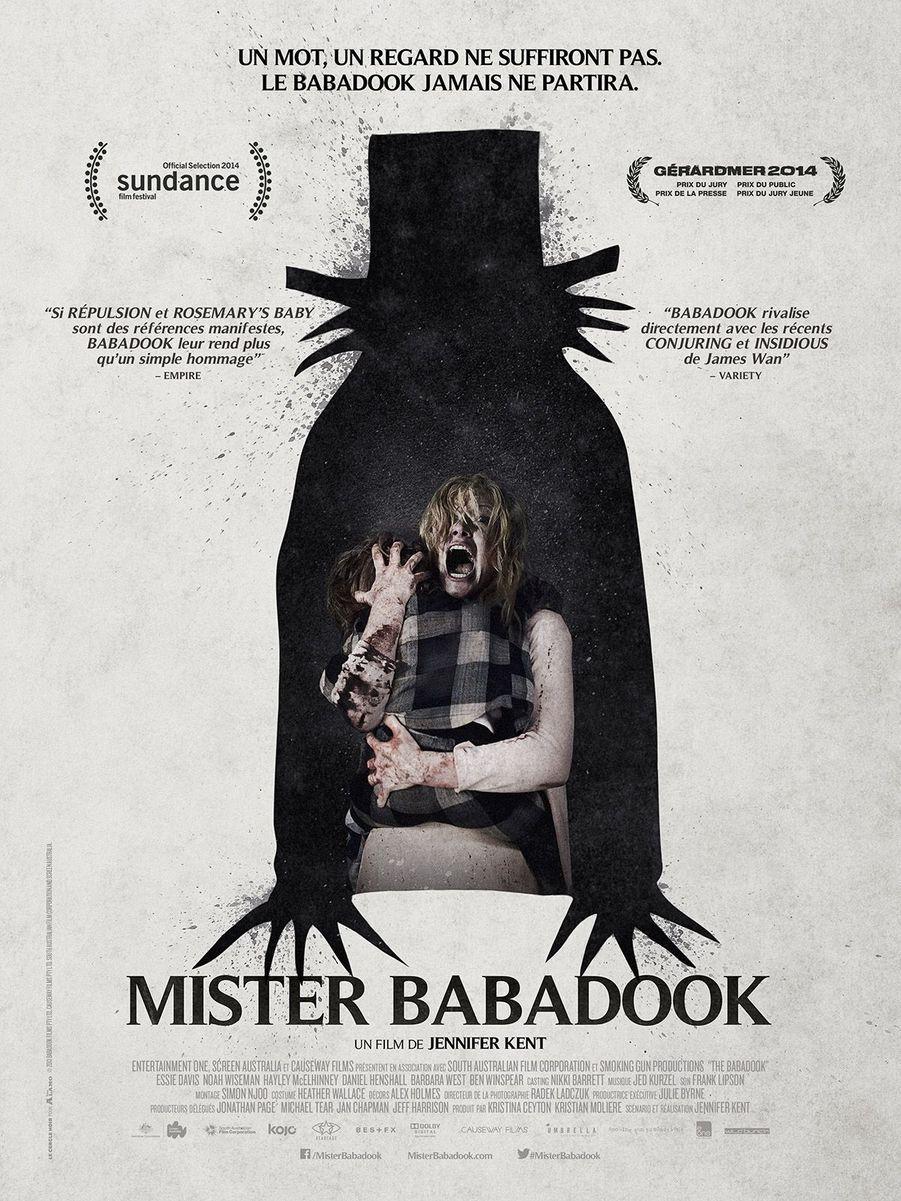 8. «Mister Babadook» de Jennifer Kent