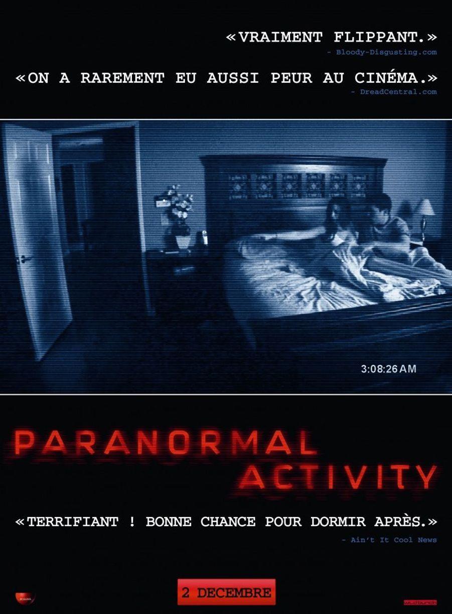 9. «Paranormal Activity» d'Oren Peli