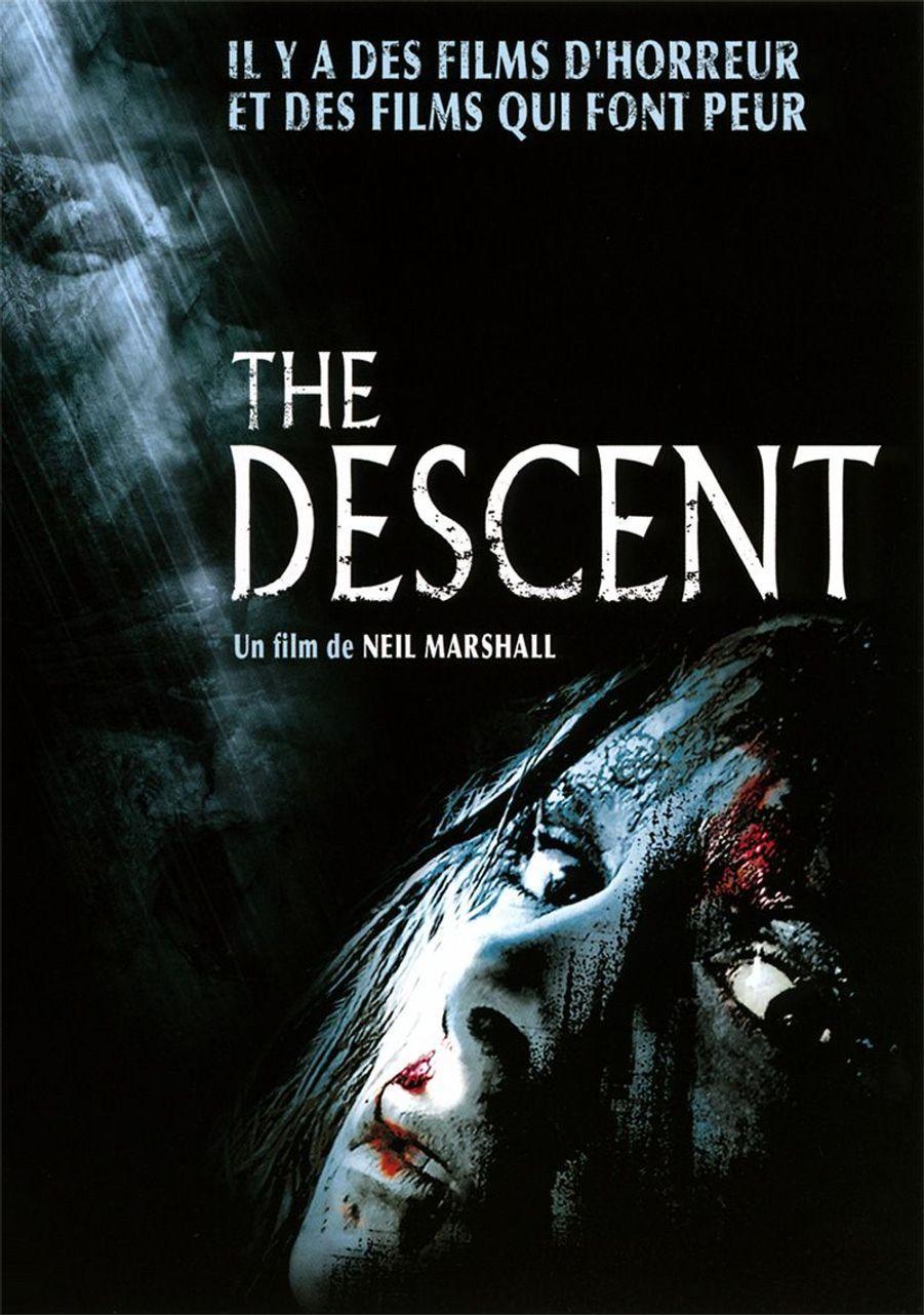 4. «The Descent» de Neil Marshall
