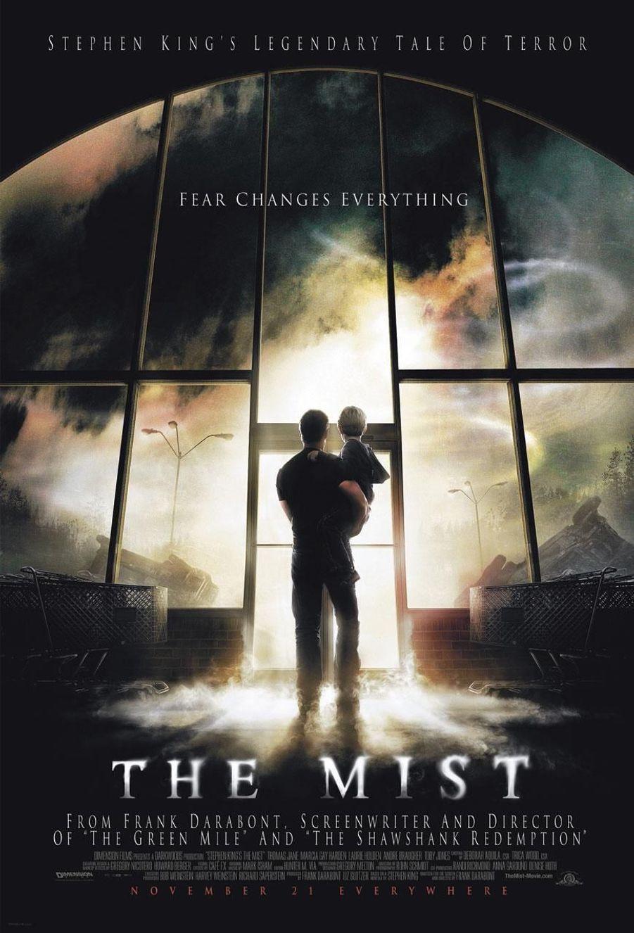 3. «The Mist» de Frank Darabont