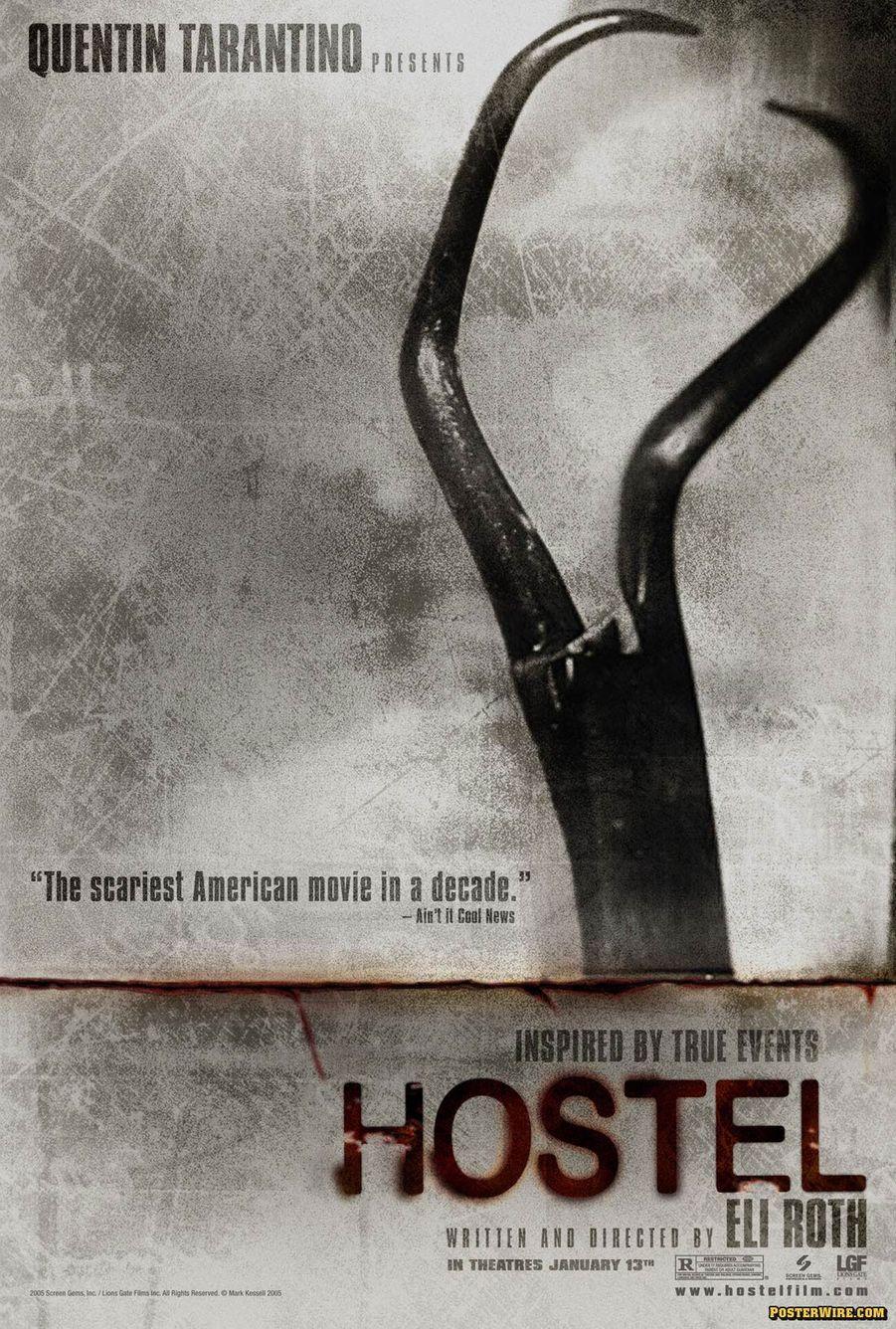 6. «Hostel» d'Eli Roth