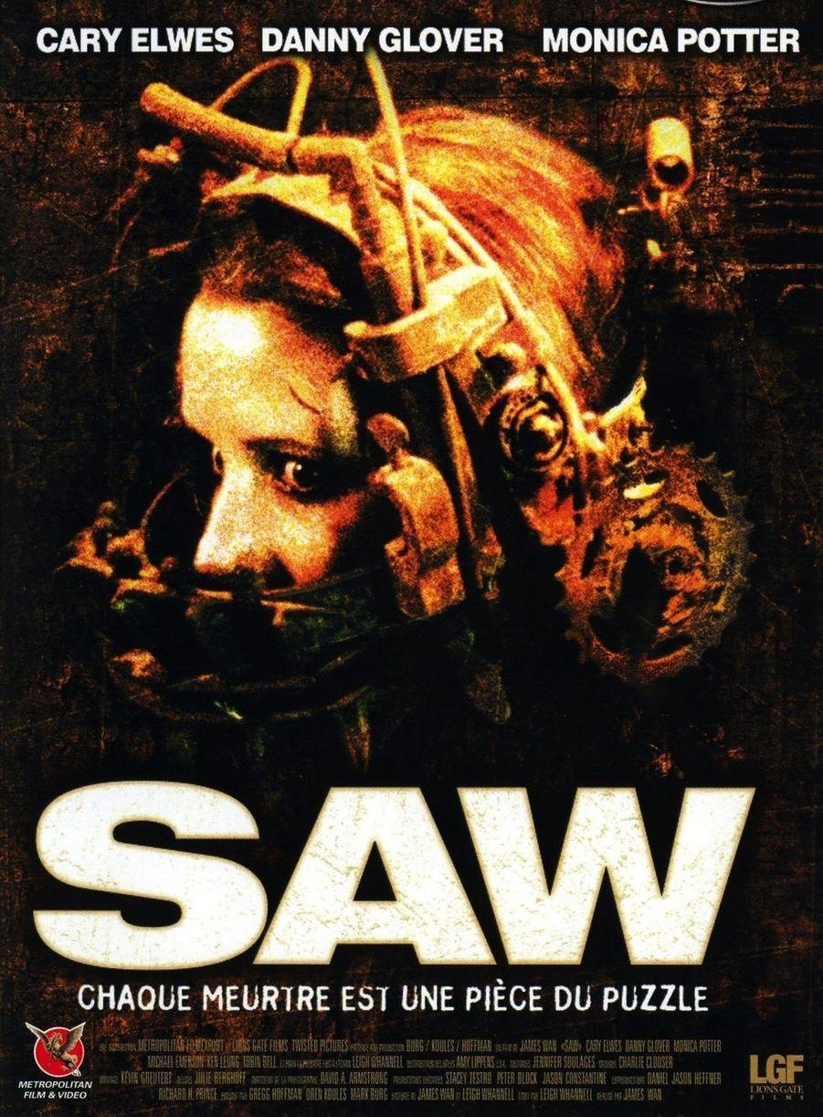 10. «Saw» de James Wan