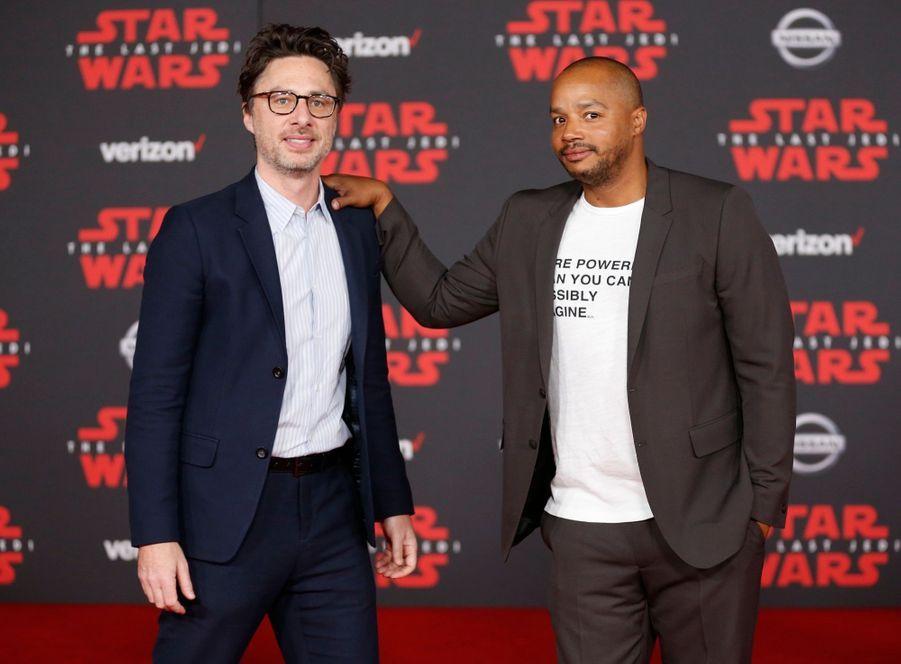 """Star Wars : Les Derniers Jedi"", La Première Mondiale En Photos 16"