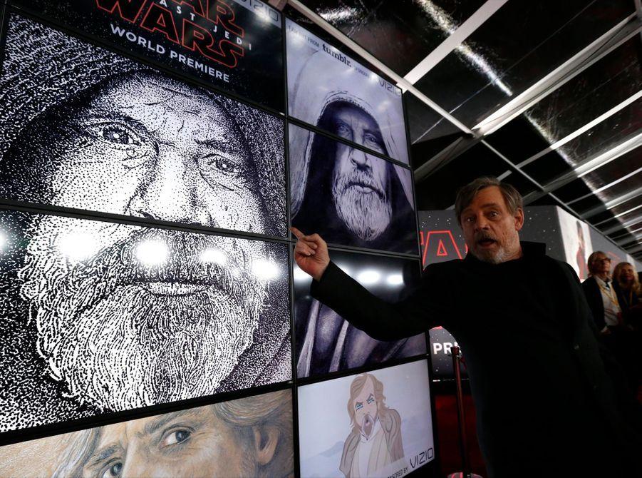"""Star Wars : Les Derniers Jedi"", La Première Mondiale En Photos 28"