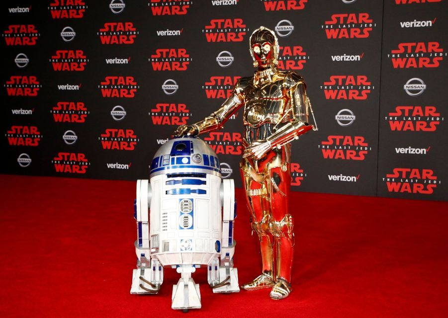 """Star Wars : Les Derniers Jedi"", La Première Mondiale En Photos 3"