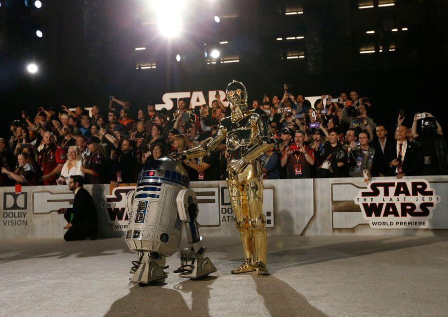 """Star Wars : Les Derniers Jedi"", La Première Mondiale En Photos 6"
