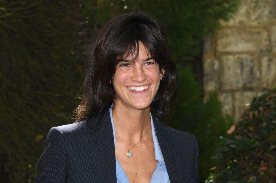 Suzanne Lindonprésente son film«Seize printemps» auFestival du film francophone d'Angoulême le 1er septembre 2020