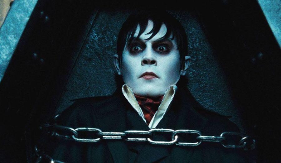 Dernière collaboration en date pour Johnny Depp et Tim Burton. Inspiré d'une série américaine culte des années 60, ce film raconte l'histoire de Barnabas Collins, un vampire qui vient de passer 200 ans dans un cercueil.
