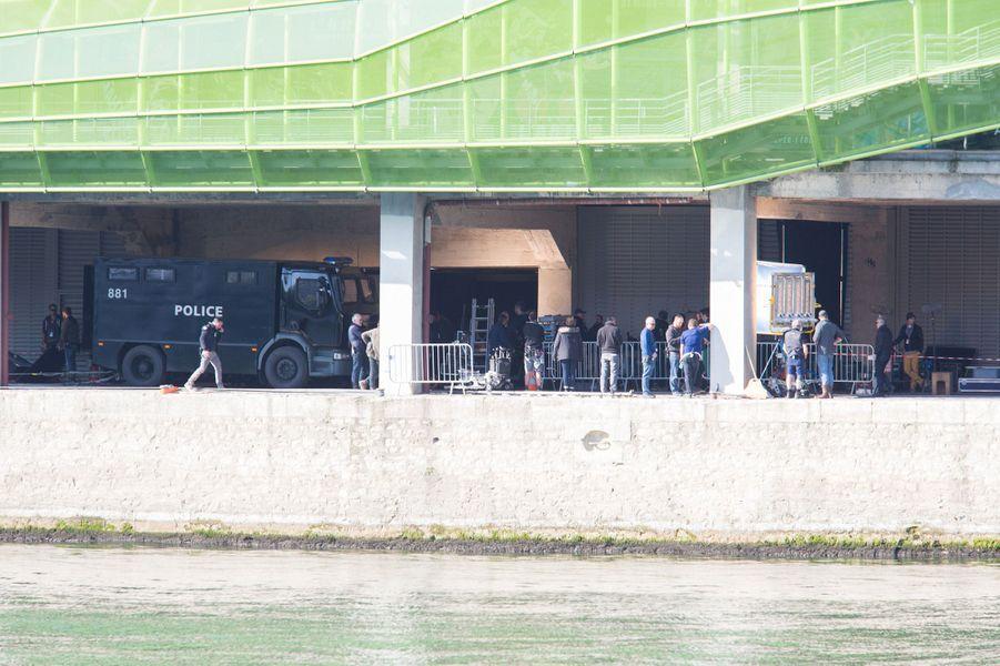 """Le tournage de """"Mission Impossible 6"""" à Paris"""